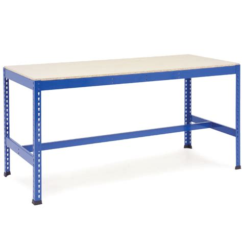 bench shelves workbenches heavy duty workbench with t bar support and