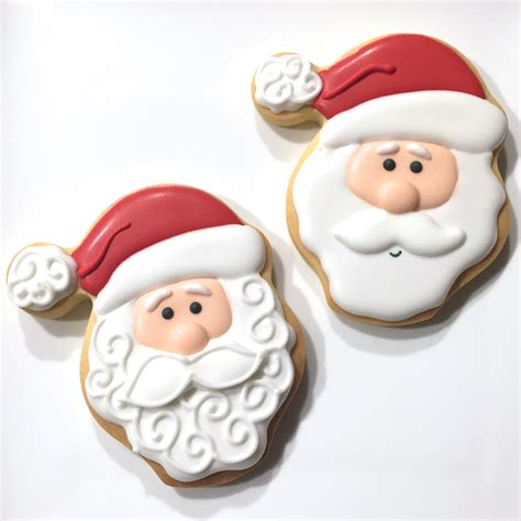 santa face cookie cutter handmade cuttercraft