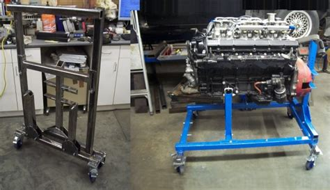 Best Bench Grinders Engine Stand 187 Tom Mackie Racing