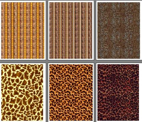 printable animal skin paper wild animal print designs for scrapbooking rubbersting