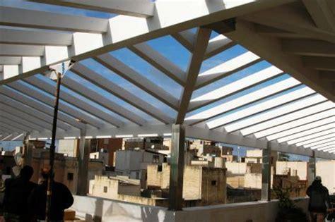 tettoie in legno bianco tetti in legno impregnato bianco segesta fraz di