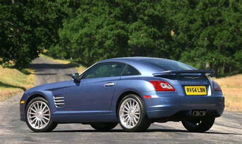 chrysler crossover chrysler crossfire coup 233 review 2003 2008 parkers