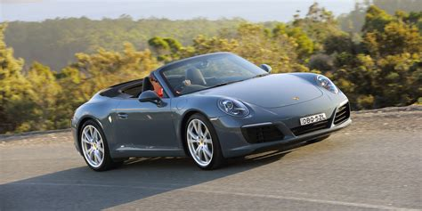 porsche price 2016 2016 porsche 911 review caradvice