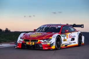 shell will its own bmw m4 dtm car this season
