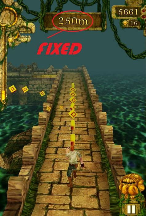 how to a to run y hd temple run fully fixed