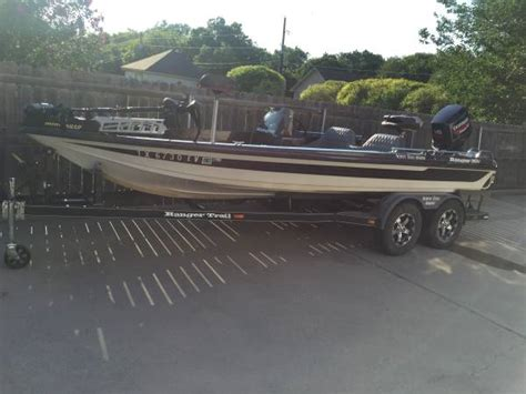ranger boats dallas tx 1993 ranger 390v bass boat 8000 decatur boats for