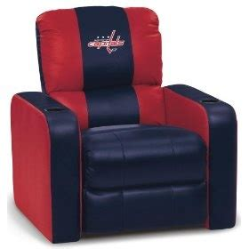 baltimore ravens leather recliner washington capitals leather recliner cave