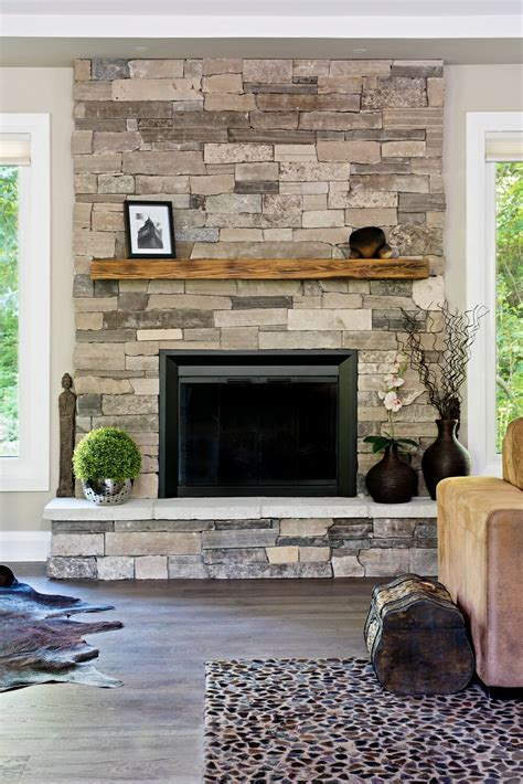interior stone wall fireplace prefab fieldstone fireplaces 33 best interior stone wall ideas and designs for 2018