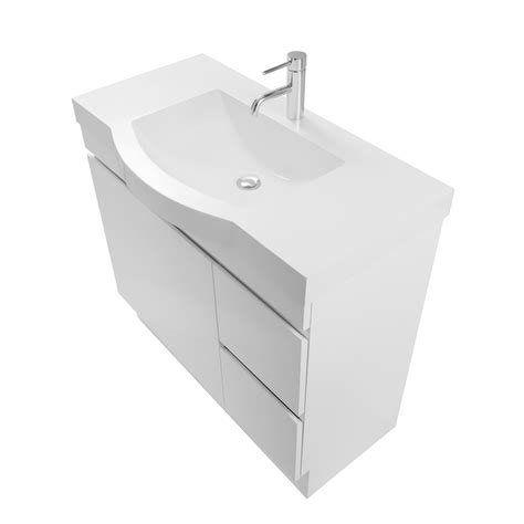 bathroom vanity bunnings cibo design 900mm curve vanity bunnings warehouse