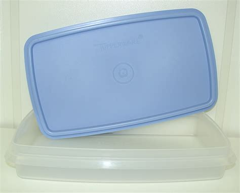Tupperware Deli Keeper tupperware deli lunch cold cut cheese sandwich keeper food storage containers