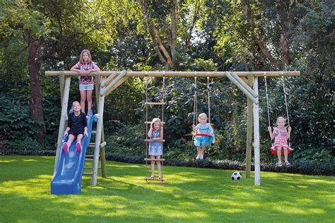 d by swing antoine garden swing and climbing set