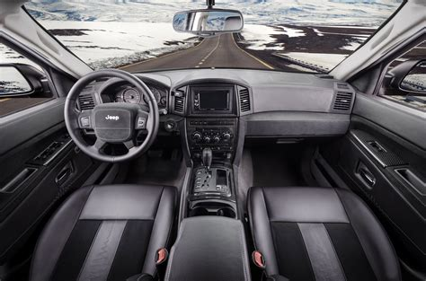 Inside Of A Jeep Jeep Bose By Carbon Motors Features Home Audio System