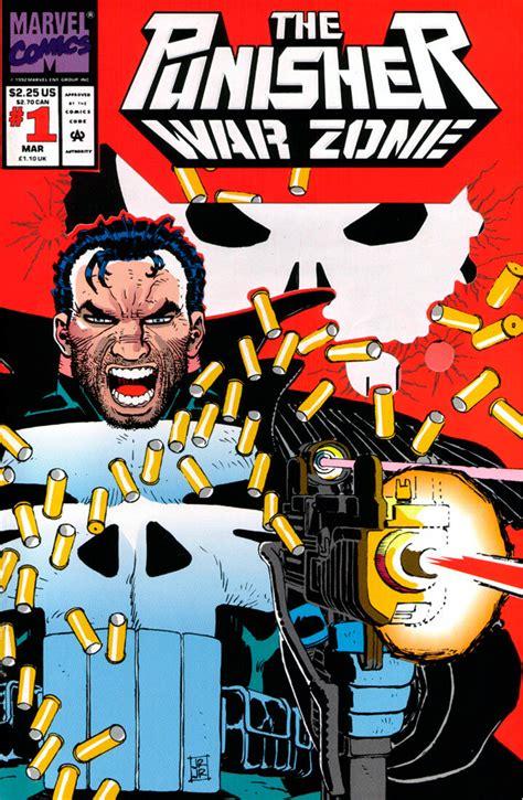 the punisher volume 1 punisher war zone vol 1 1 a