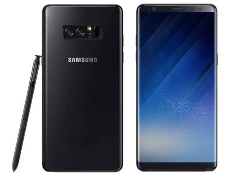 samsung note 8 samsung galaxy note 8 price specs and best deals
