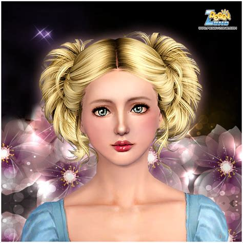 sims 3 princess hair donation pay peggyzone sims3haven