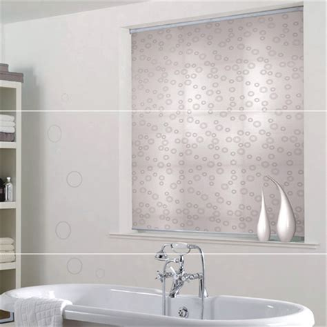 waterproof roller blind for bathroom bathroom roller blinds waterproof great privacy window