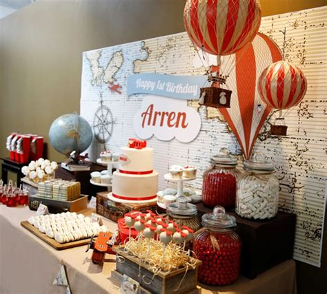 travel themed events travel guest dessert feature amy atlas events