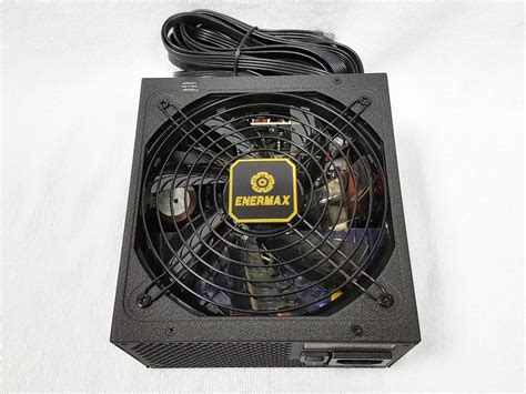 Enermax Revolution Xt Ii Erx650awt 650watt 安耐美 enermax 金緻冰核ii revolution x t ii 650w 80 plus gold 開箱測試 滄者極限