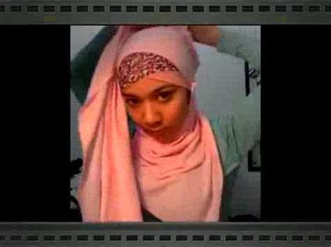 tutorial hijab pesta modern youtube new tutorial hijab pashmina modern yang glamor untuk pesta