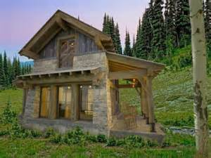 Small House Cottage Plans small stone cabin plans fairy tale cottage house plans mountain