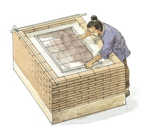 Ancient China Paper - paper paper dk find out