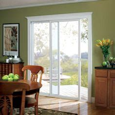 andersen 60x80 sliding door 50 series gliding patio door with blinds american
