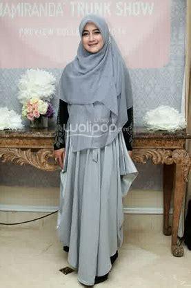 Jilbab Instant Syari Umi Pipik Model Warna B trend fashion style modern ala pipik dian ira wati