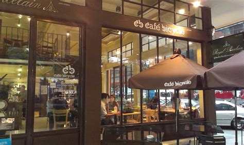 [Review] Cafe Bicycle (Bangkok) review - chewy travels