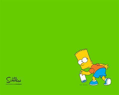 imagenes hd los simpsons fondo de pantalla de bart simpson hd desktop background