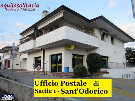 ufficio postale 1 ufficio postale sacile succ 1 sant odorico youreporter it