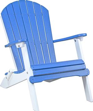 Vinyl Adirondack Chairs by Poly Vinyl Folding Adirondack Chair Amish Furniture