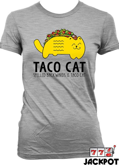Funny Taco Shirt Cinco De Mayo T Shirt Taco Cat T by