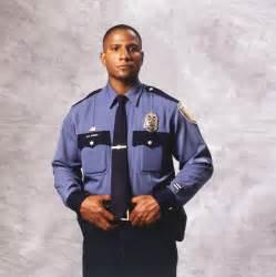 beautiful black officers