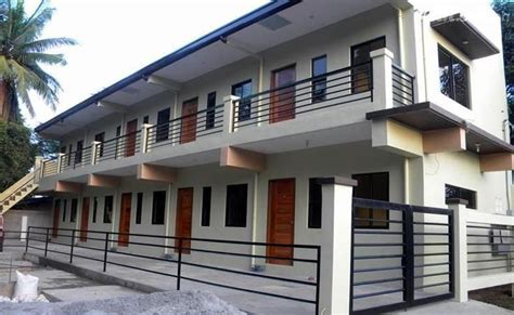 home design business apartment for sale in san pedro income generating 9 door apartment in laguna for sale