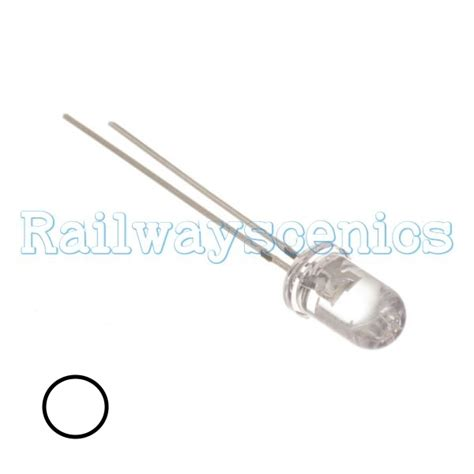 resistor required for led 3mm top white flickering led resistor required railwayscenics