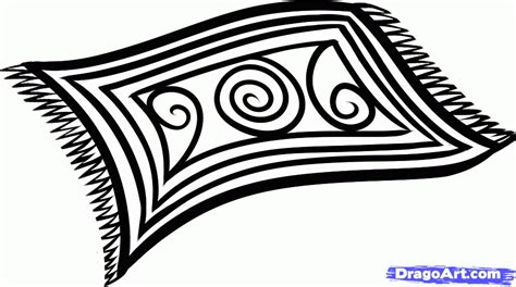 Picture Of Rug Colouring Pages sketch template