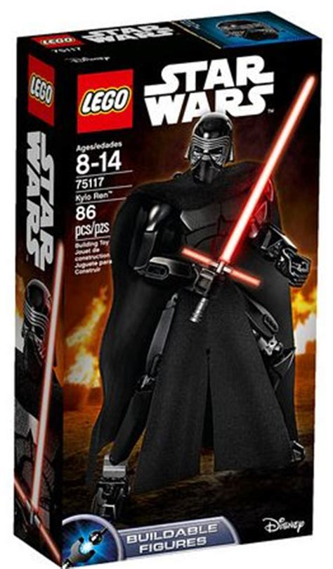 Lego Wars 75116 Finn Buildable Figures Starwars 2016 lego wars buildable figures the official set box pictures i brick city