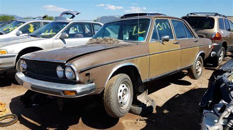 Audi Ls 100 by Junkyard Find 1976 Audi 100 Ls Sedan