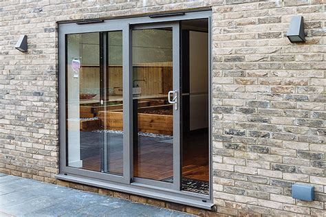 Aluminium Sliding Patio Door Aluminium Doors Norfolk East Anglia