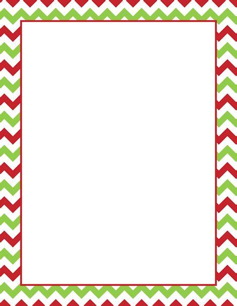 printable elf borders printable christmas chevron border free gif jpg pdf