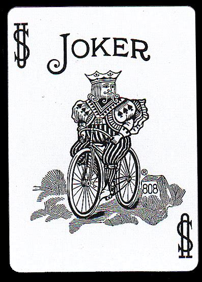 Joker Card Template by Joker Cards