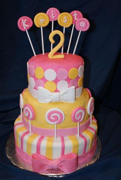 Birthday Cake Lolipop Plastik Murah lollipop themed birthday cake www divinedessertsta lollipop theme