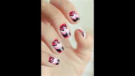 imagenes de uñas hermosas decoraciones de u 241 as 2014 sencillas y hermosas youtube