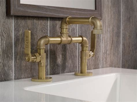 Shower Plumbing Fixtures by Artistic Bathroom Fixtures Create Wow Effect