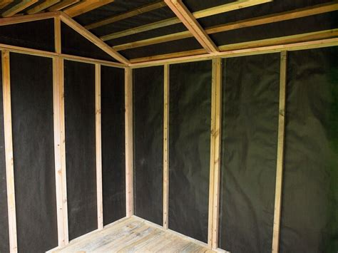 Waterproofing A Shed Roof by Is Garden Shed Waterproof Sheds And Shelters