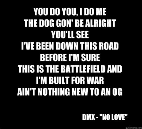 Dmx Quotes Lyrics