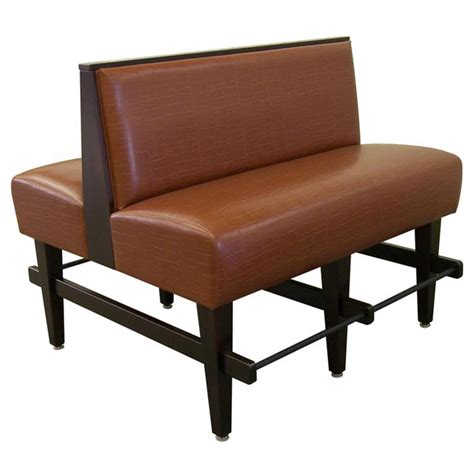Counter Height Banquette by High Bar Booths Booth Banquette Counter Height Seating