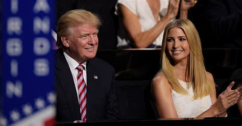 donald trump father biography ivanka trump has cleared up any confusion about her role