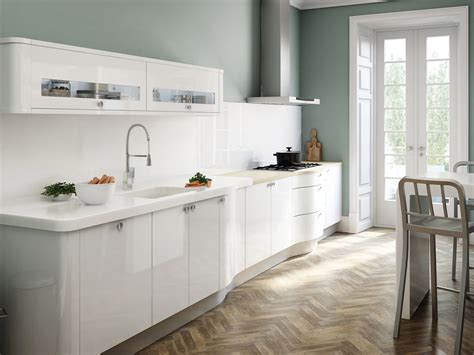 kitchen  white  grasscloth wallpaper