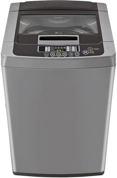 Top 5 Top Load Washing Machine In India - lg 6 5 kg fully automatic top load washing machine price